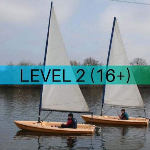 Image of RYA Sailing Course - Level 2 (16+)