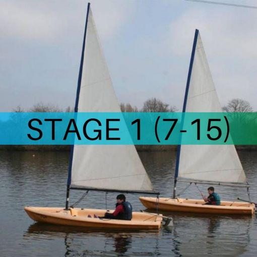 Image of RYA Sailing Course - Stage 1 (7-15)